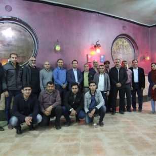 جلسه شهردار با هنرمندان